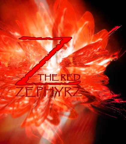 The Red Zephyrz Logo